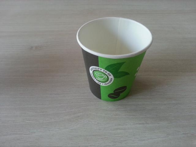 Одноразовая посуда с логотипом заказать в Москве, печать